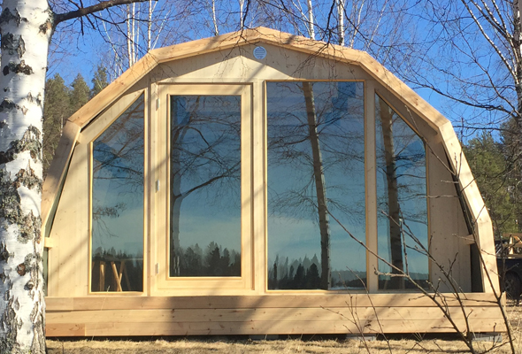 Panorama 365 on Camp Landin noin 20 neliön kokoinen telttamalli.